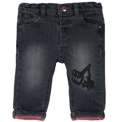 Брюки джинсовые Work