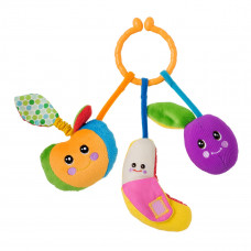 Игрушка на коляску Tutti-Frutti