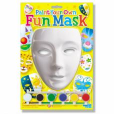 Набор для творчества 4M Разрисуй маску (00-03331)
