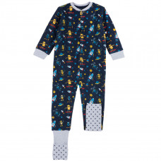 Пижама-комбинезон Rocket man