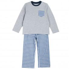 Пижама в клетку Classic