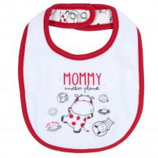 Слюнявчик Planet Mommy