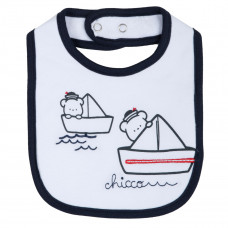 Слюнявчик Little sailor