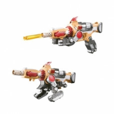 Баттлбот-трансформер Dinobots Пушка, 30 см (SB463)