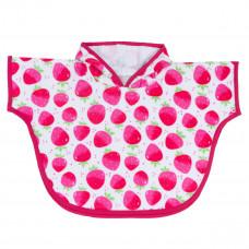 Полотенце-пончо Strawberry