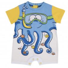 Полукомбинезон Octopus