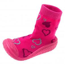 Тапочки-носки Morbidotti Pink