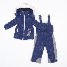 Термокостюм Stars: куртка и полукомбинезон