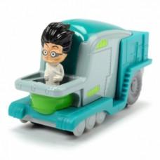 Машинка Dickie Toys Герои в масках Лаборатория Ромео, металлическая, 7 см (3141003)