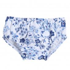 Плавки для бассейна Blue flowers