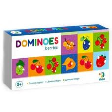 Настольная игра DoDo Домино Ягодки (300250)