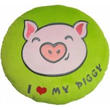Подушка Tigres I love my piggy (ПД-0253)
