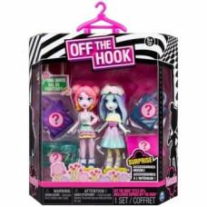 Набор кукол Off the Hook Весеннее диско Алексис и Бруклин (SM74301/0038)