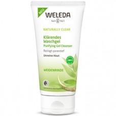 Гель для умывания Weleda Naturally Clear, для глубокого очищения с себорегулирующим эффектом, 100 мл