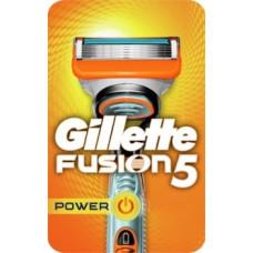 Бритвенный станок Gillette Fusion5 Power, со сменным картриджем