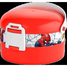 Контейнер детский Herevin Disney Spiderman Red (818578)