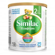 Сухая молочная смесь Similac Комфорт 2, 375 г 20029348 ТМ: Similac