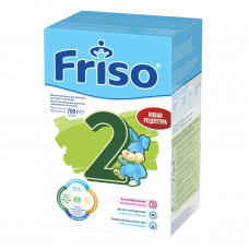 Смесь молочная сухая Friso LockNutri 2, 700 г  ТМ: Friso