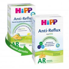 Сухая органическая молочная смесь НіРР Anti-Reflux, 300 г AL2307-F  ТМ: HiPP