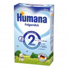 Смесь Humana 2, 300 г 78217 ТМ: Humana