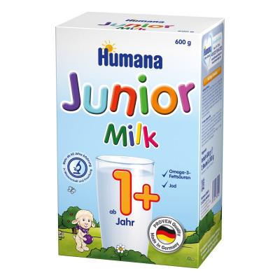 Адаптированное молочко Humana Junior Milk, 600 г 78094 ТМ: Humana