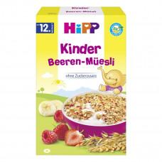 Детские органические хлопья HiPP с бананом и ягодами 200 г 3532 ТМ: HiPP