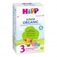 Сухая органическая молочная смесь НіРР Organic Junior 3, 500 г 2056 ТМ: HiPP