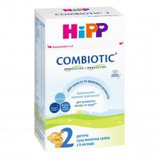 Сухая молочная смесь Hipp Combiotic 2 500 г 2440 ТМ: HiPP