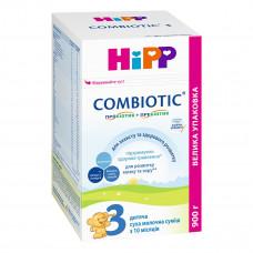 Сухая молочная смесь Hipp Combiotic 3 900 г 2446 ТМ: HiPP