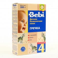 Детская безмолочная каша «Гречка», 200г. 1002622 ТМ: Bebi Premium