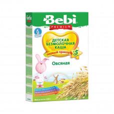 Детская безмолочная каша Овсяная, 200 г 1002288 ТМ: Bebi Premium