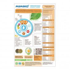Каша на козьем молоке Мамако кукурузная с пребиотиками 200 г  ТМ: Мамако