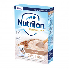 Каша молочная Nutrilon Гречневая 225 г 579053 ТМ: Nutrilon
