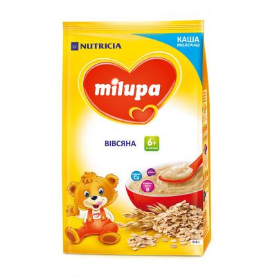 Каша молочная овсяная, 210 г. 578319 ТМ: Milupa