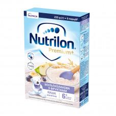 Каша молочная Nutrilon Мультизлаковая с фруктами  225 г 586209 ТМ: Nutrilon