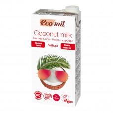 Органическое кокосовое молоко Eco mil, 1 л 121437 ТМ: Eco mil