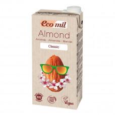 Органическо миндальное молоко Eco mil классическое, 1 л 230153 ТМ: Eco mil