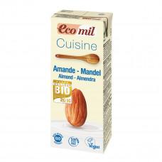 Органические миндальные сливки Eco mil, 200 мл 230047 ТМ: Eco mil