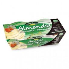 Десерт органический растительный NaturGreen Миндаль Сироп агавы 2*125 932916 ТМ: NaturGreen