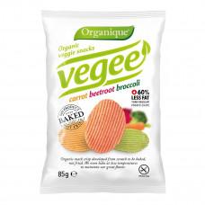 Снеки картофельные McLLOYD'S Vegee органические 85 г  ТМ: McLLOYD'S