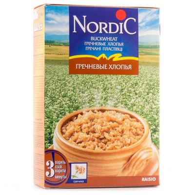 Гречневые хлопья, 550 г  ТМ: Nordic