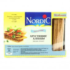 Хлебцы Nordic Хрустящие пшеничные 100 г. vb99170 ТМ: Nordic