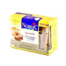 Хлебцы из злаков ржаные, 100 г. vb99370 ТМ: Nordic
