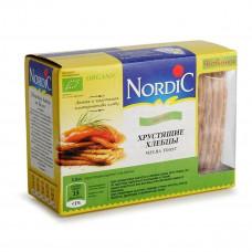 Хлебцы из злаков органические, 100 г. vb99227 ТМ: Nordic
