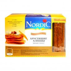 Хлебцы из злаков многозерновые, 100 г. vb99470 ТМ: Nordic