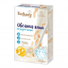 Каша на козьем молоке Беллакт Овсяная с витаминами 200 г  ТМ: Беллакт