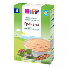 Каша безмолочная органическая HiPP Гречневая 200 г 2815/2817 ТМ: HiPP