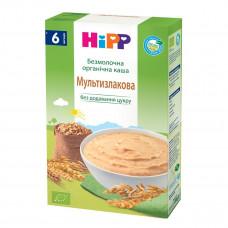 Каша безмолочная органическая HiPP Мультизлаковая 200 г 2916 ТМ: HiPP