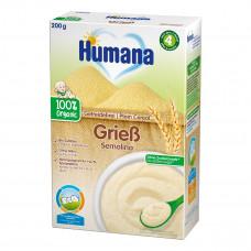 Органическая безмолочная пшеничная каша Humana, 200 г 77552 ТМ: Humana