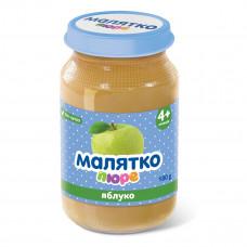 Пюре Малятко Яблоко 180 г 1218000 ТМ: Малятко